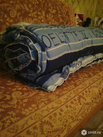Одеяло 2х спальное 1,65х2.05м.