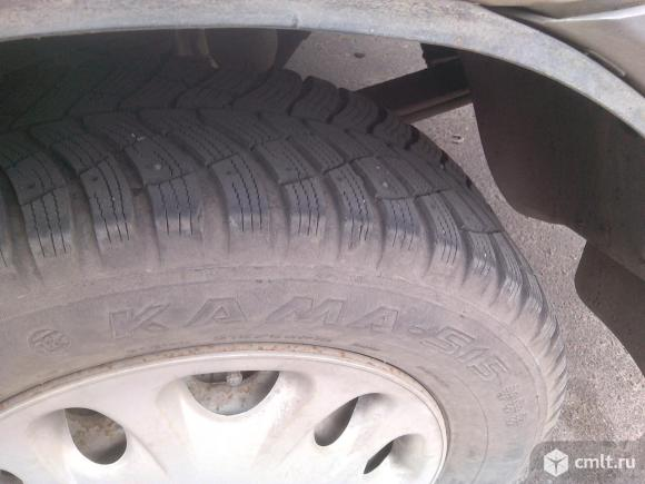 Для газ-соболь зиние колеса.