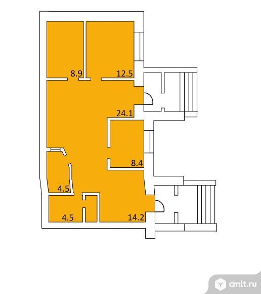 Помещение под магазин или офис в спальном районе
