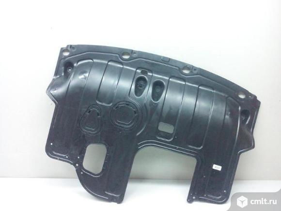 Защита двигателя пластик KIA SOUL 14- 29110B2000 29110B2200 б/у 5*. Фото 1.