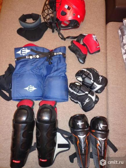 Детская хоккейная форма 5-7 лет