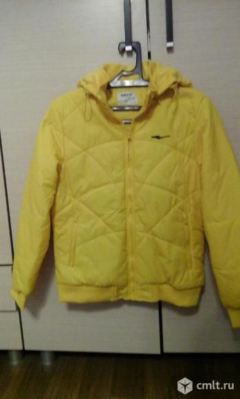 Новая осенняя куртка. Фото 1.