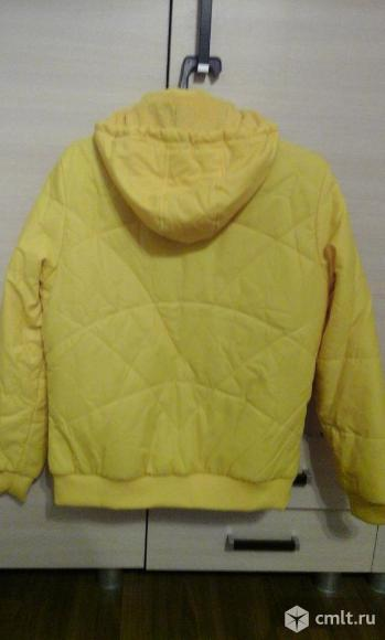 Новая осенняя куртка. Фото 2.