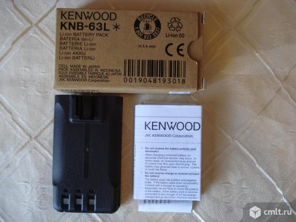 Аккумулятор для радиостанции (рации) Kenwood