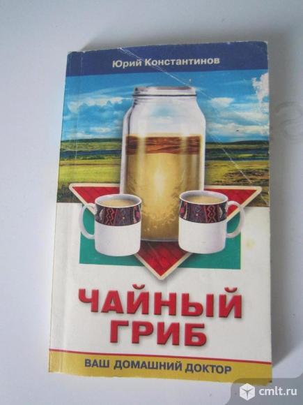 Чайный гриб-ваш домашний доктор. Фото 1.
