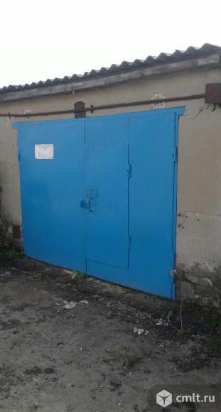 Капитальный гараж 32,3 кв. м Вихрь