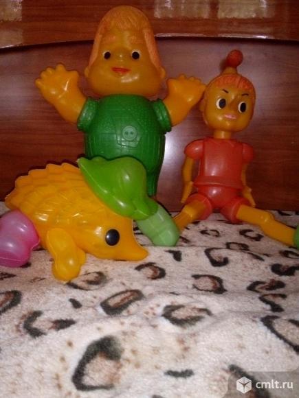 Советские игрушки в отличном состоянии. Фото 1.