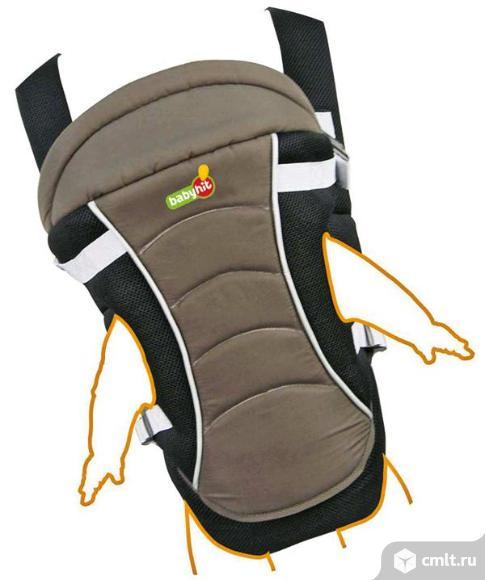 Рюкзак для переноски ребенка babyhit KENGA. Фото 1.