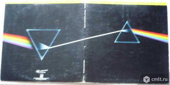 "Грампластинка (винил). Гигант [12"" LP]. Pink Floyd. The Dark Side Of The Moon. 1973. MFSL 1-017.. Фото 1."