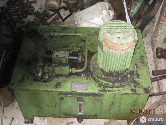 Гидростанция редуктор