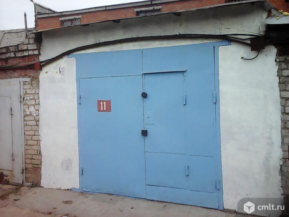 Капитальный гараж Звезда-1 в двух уровнях