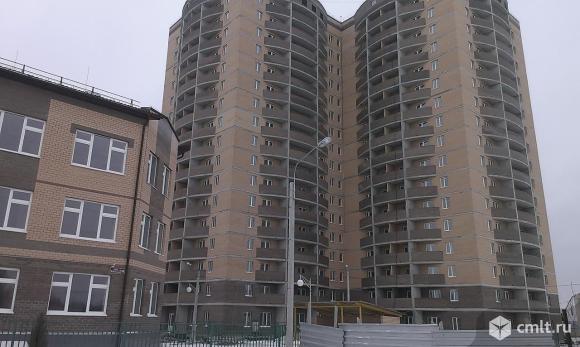 2-комнатная квартира 61,8 кв.м