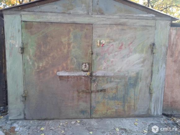 Металлический гараж 16 кв. м
