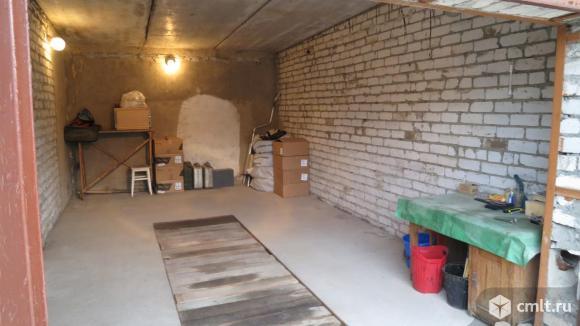 Капитальный гараж 21,6 кв. м Рекорд