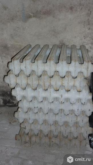 Радиатор отопления 2К60П-500 чугунный 7 секций