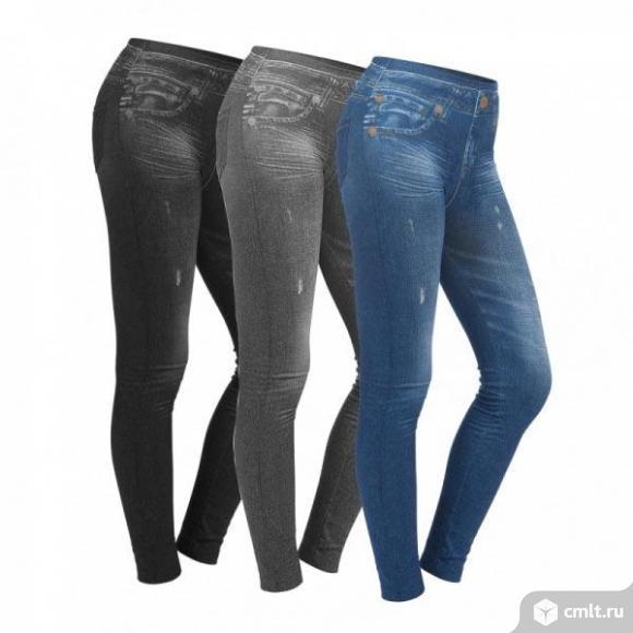 Леджинсы Леггинсы Slimn Lift Caresse Jeans новые. Фото 1.