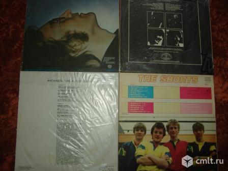 Виниловые пластинки и разные CD. Фото 1.