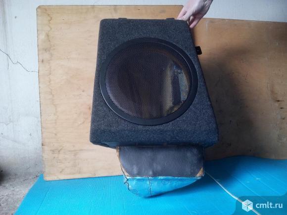 Продам корпус сабвуфера стелс для ваз 2112.