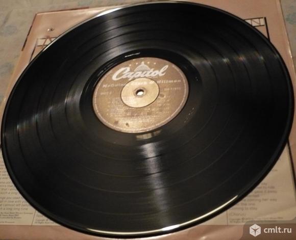 "Грампластинка (винил). Гигант [12"" LP]. McGuinn, Clark & Hillman. (P)(C) 1979 Capitol Records, Inc.. Фото 8."