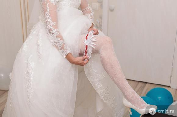 Продам свадебное платье!. Фото 1.