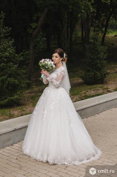 Продам свадебное платье!. Фото 8.
