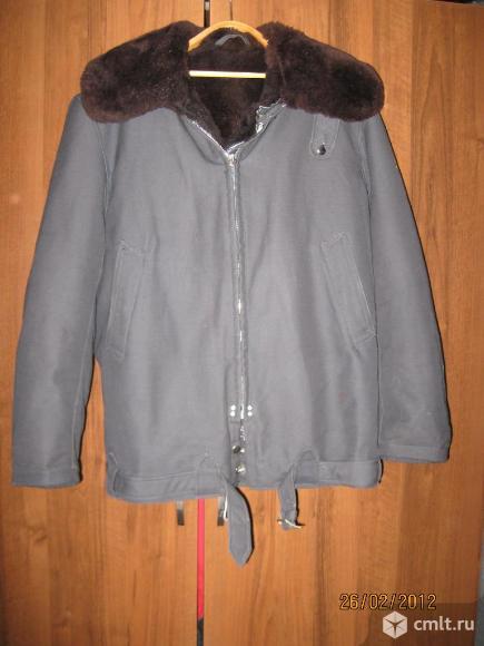 Куплю куртку меховую лётно-техническую ВВС СССР. Фото 1.