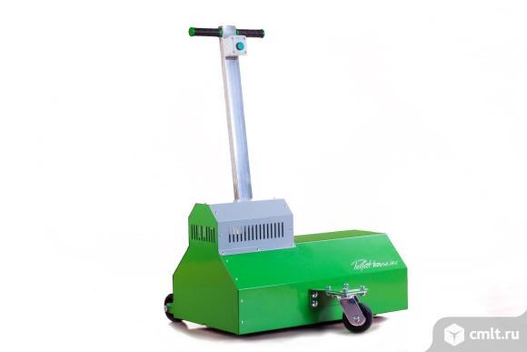 Машина для выбивания пыли из ковров. Фото 1.