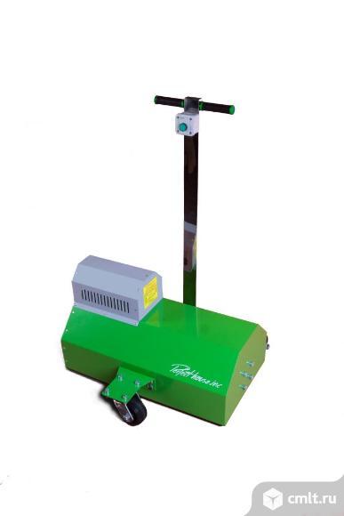 Машина для выбивания пыли из ковров. Фото 5.