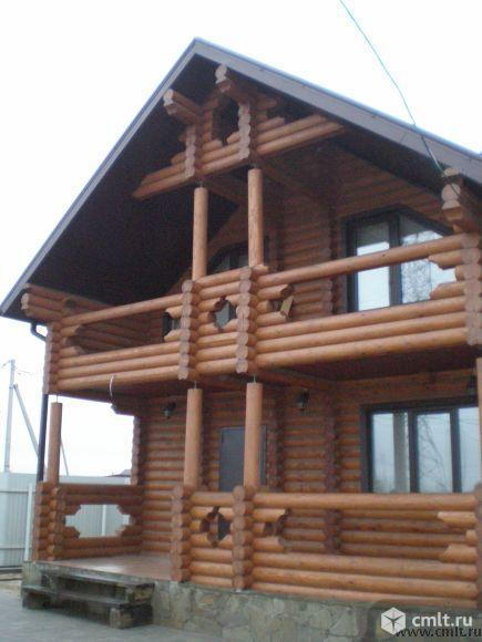 Русская баня на дровах. Фото 1.
