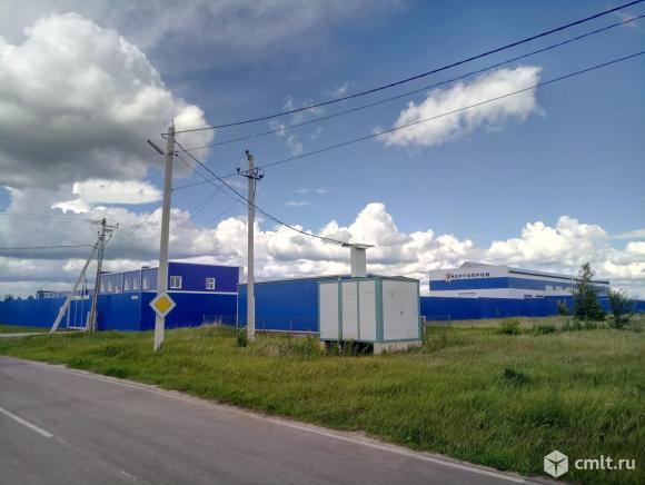Участок для строительства производственно-складских. Фото 6.