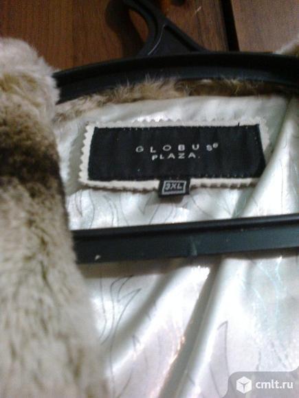 Кожаная куртка с капюшоном. Фото 5.