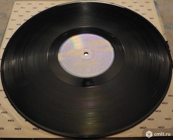 "Грампластинка (винил). Гигант [12"" LP]. Lynyrd Skynyrd. (Pronounced leh-nerd skin-nerd). 1973. USA.. Фото 8."