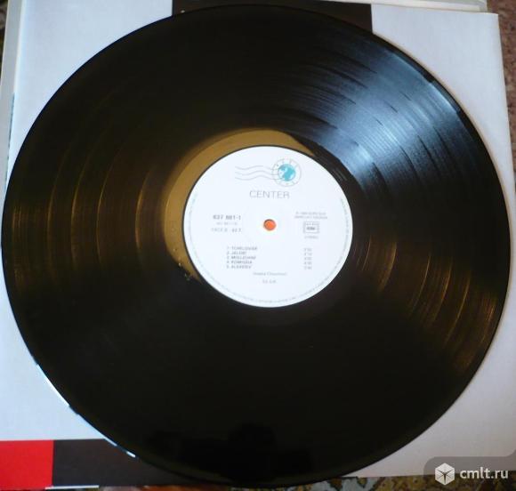 "Грампластинка (винил). Гигант [12"" LP]. Центр. Center. 1989 Nord Sud (Barclay) / Dadada. Франция.. Фото 8."