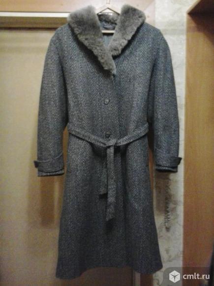 Пальто женское утепленное. Фото 1.