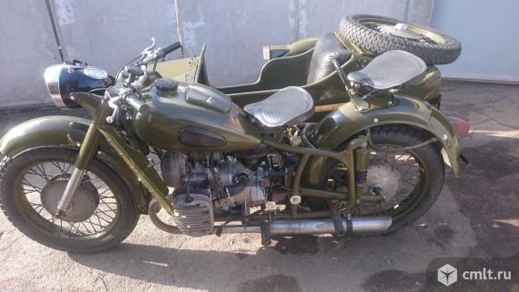 Мотоцикл Днепр - 1984 г. в.