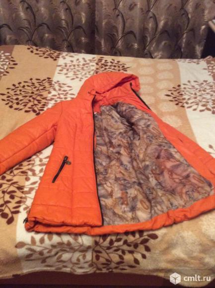 Куртка для девочки, , состояние отличное.