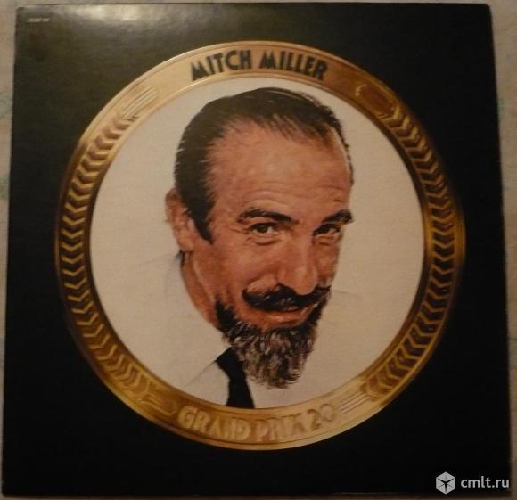 "Грампластинка (винил). Гигант [12"" LP]. Mitch Miller. Grand Prix 20. (P) 1976 CBS/Sony Inc. Japan.. Фото 1."