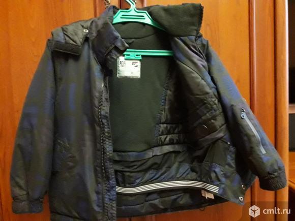 Куртка зимняя для мальчика Lemmi Germany размер 122. Отличное состояние, очень теплая.