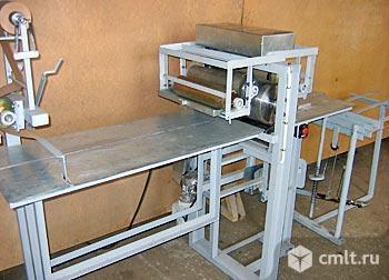 Мини линия для производства бумажных мешков