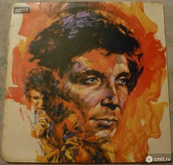 "Грампластинка (винил). Гигант [12"" LP]. Tom Jones. The Body And Soul Of Tom Jones. (P) 1973. Holland. Фото 1."
