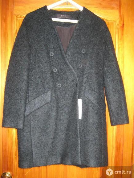 продам пальто-жакет новое