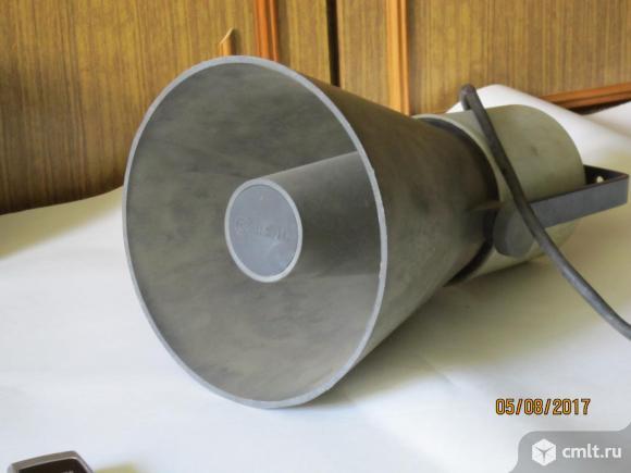 Громкоговоритель рупорный HT 220-101. Фото 1.