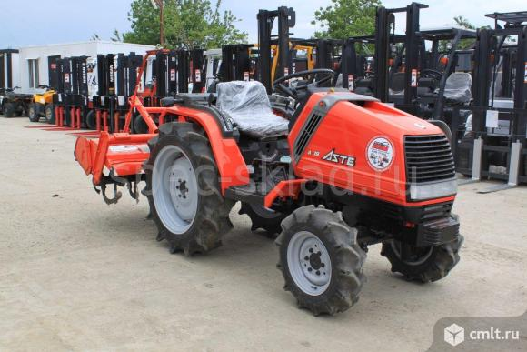 Трактор-мини Kubota