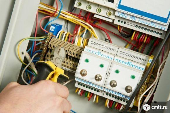 Полная, частичная замена электропроводки. Монтаж электросчетчиков, розеток.