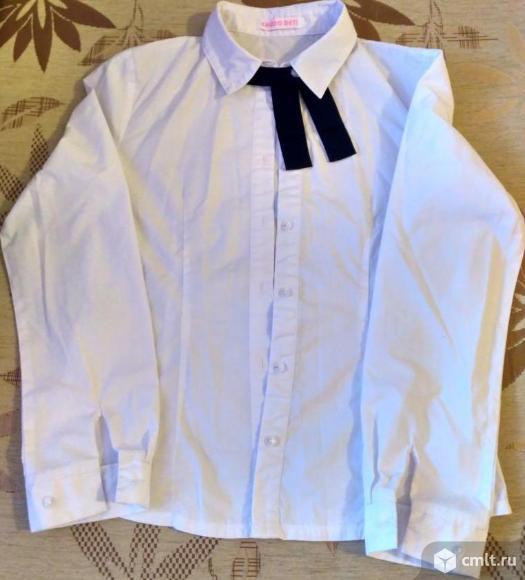 Блузка на девочку. Фото 1.