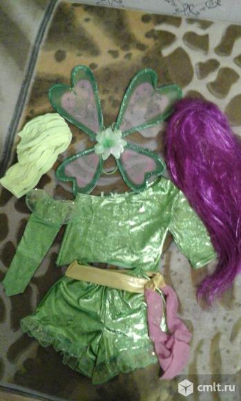 Новогодний костюм Winx