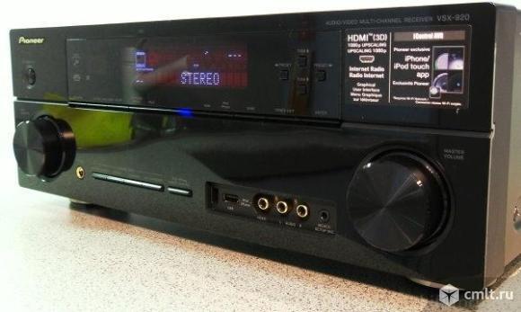 Ресивер Pioneer vsx 920 k wi-fi usb