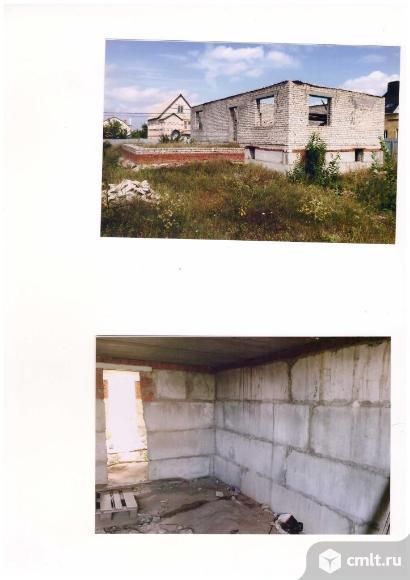 Осиновая ул., №32. Дом, 145 кв.м, недостроен, подвал