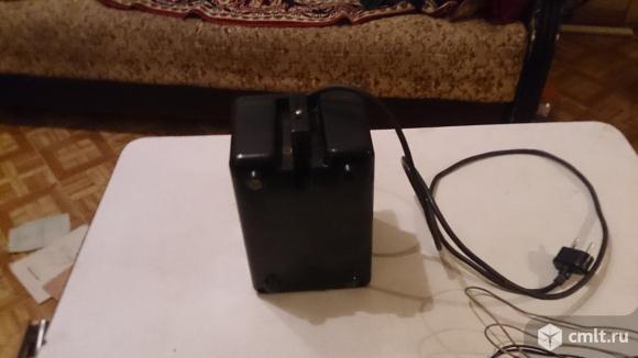 Мегаомметр Тип М 503 500 V. Фото 3.