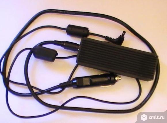 Автомобильная зарядка к Getac PS236, Getac PS336, Sokkia SHC-236 SHC-336, Topcon FC-236 FC-336